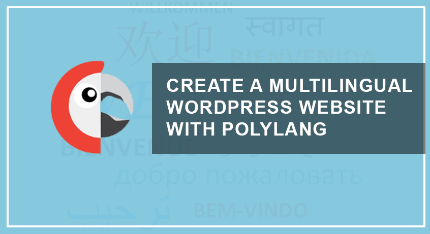 multilingual wordpress website polylang